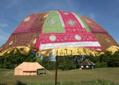 Decorative parasol