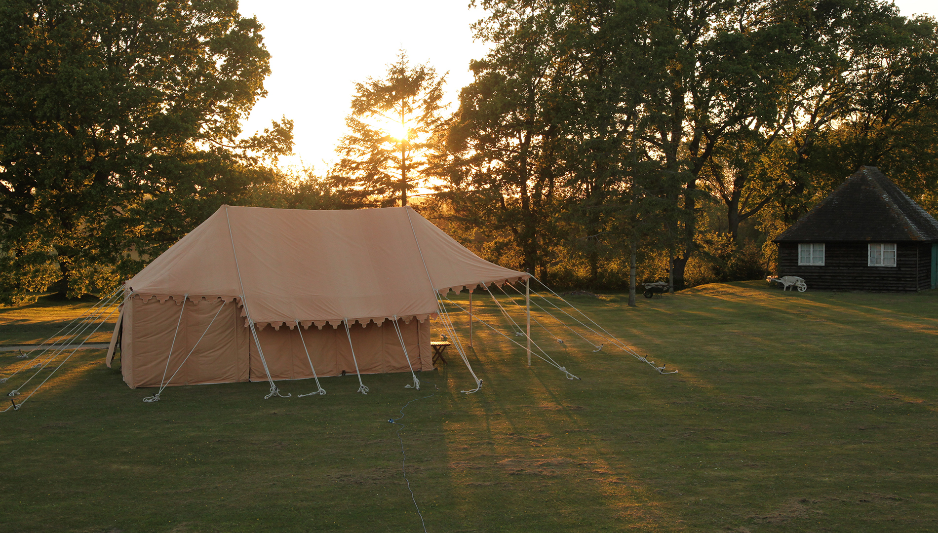 The Indian Safari Tent Marquees Of India